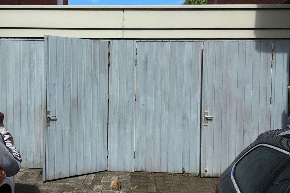 openslaande-garagedeuren-oude-situatie