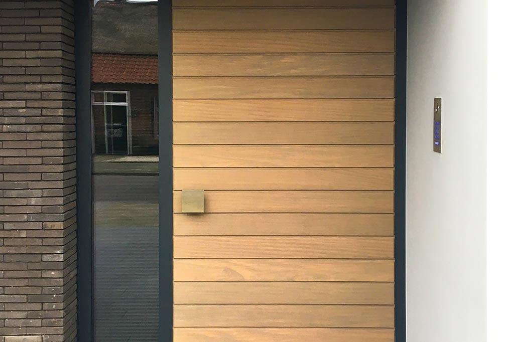 Spiksplinternieuw Nieuwe houten voordeur? » Geef uw huis karakter! ⋆ Unieke QK-69