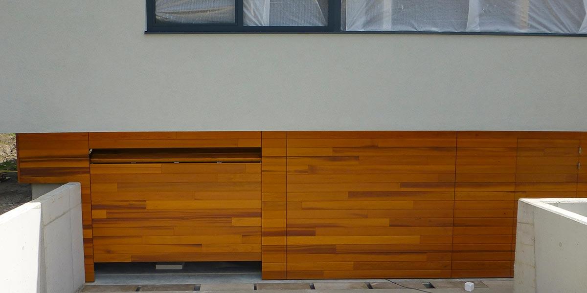 houten-sectionaaldeuren-red-cedar-behandeld