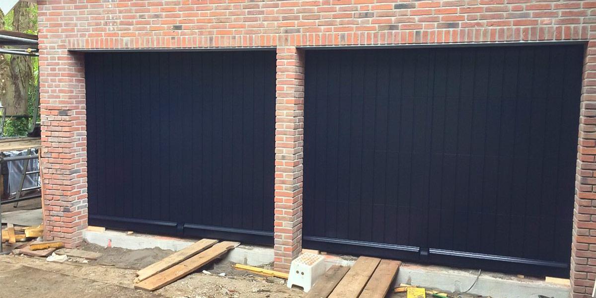 elektrische garagedeuren wassenaar