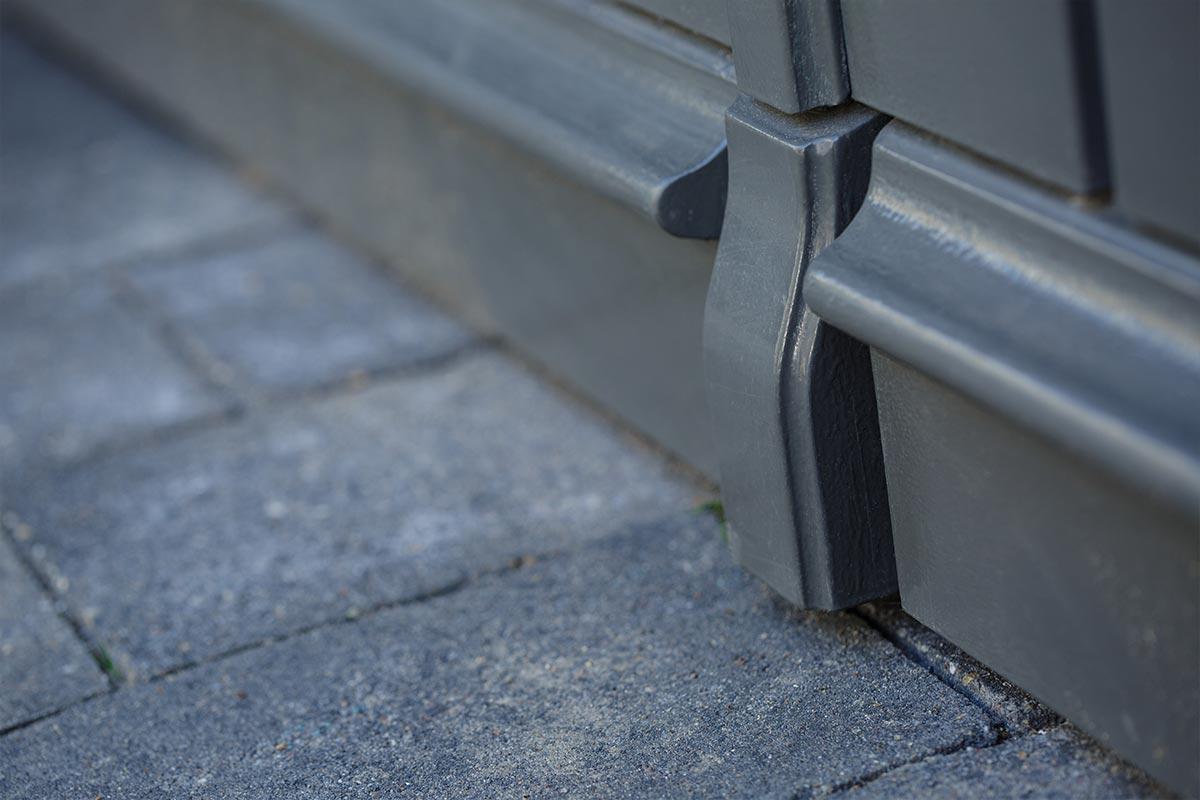 Verticale-houten-sectionaaldeur