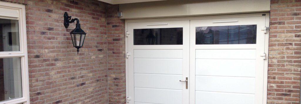 Prijs openslaande garagedeur
