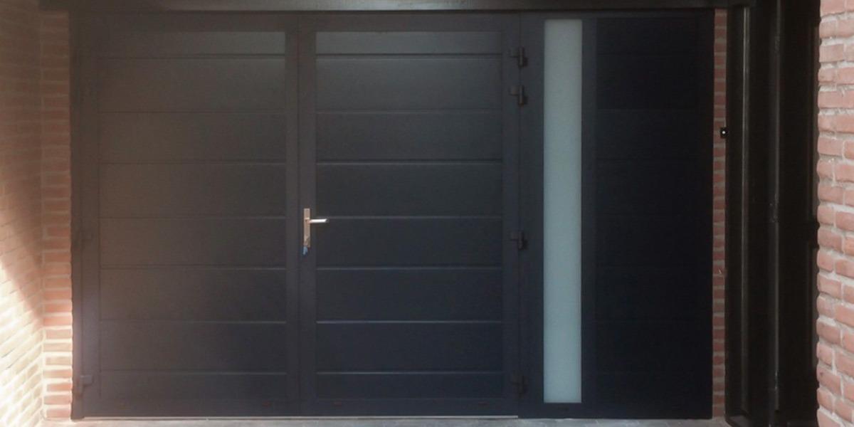 garagedeuren vast zijpaneel