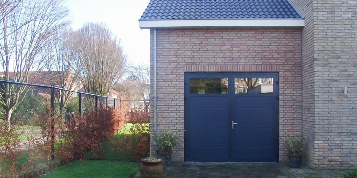 openslaande garagedeuren in Kerkrade