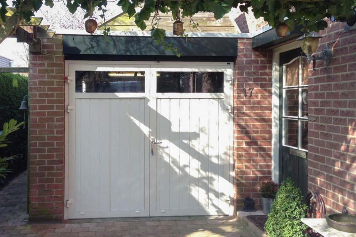 Openslaande garagedeuren Zeeland