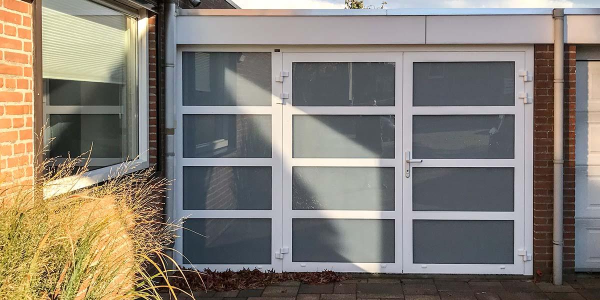 Genoeg onderhoudsvrije openslaande garagedeuren vast paneel Archieven #PM77