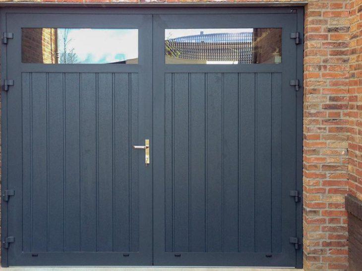 openslaande deuren garage