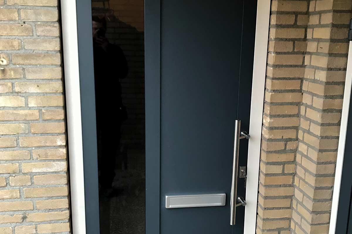 onderhoudsarme voordeur