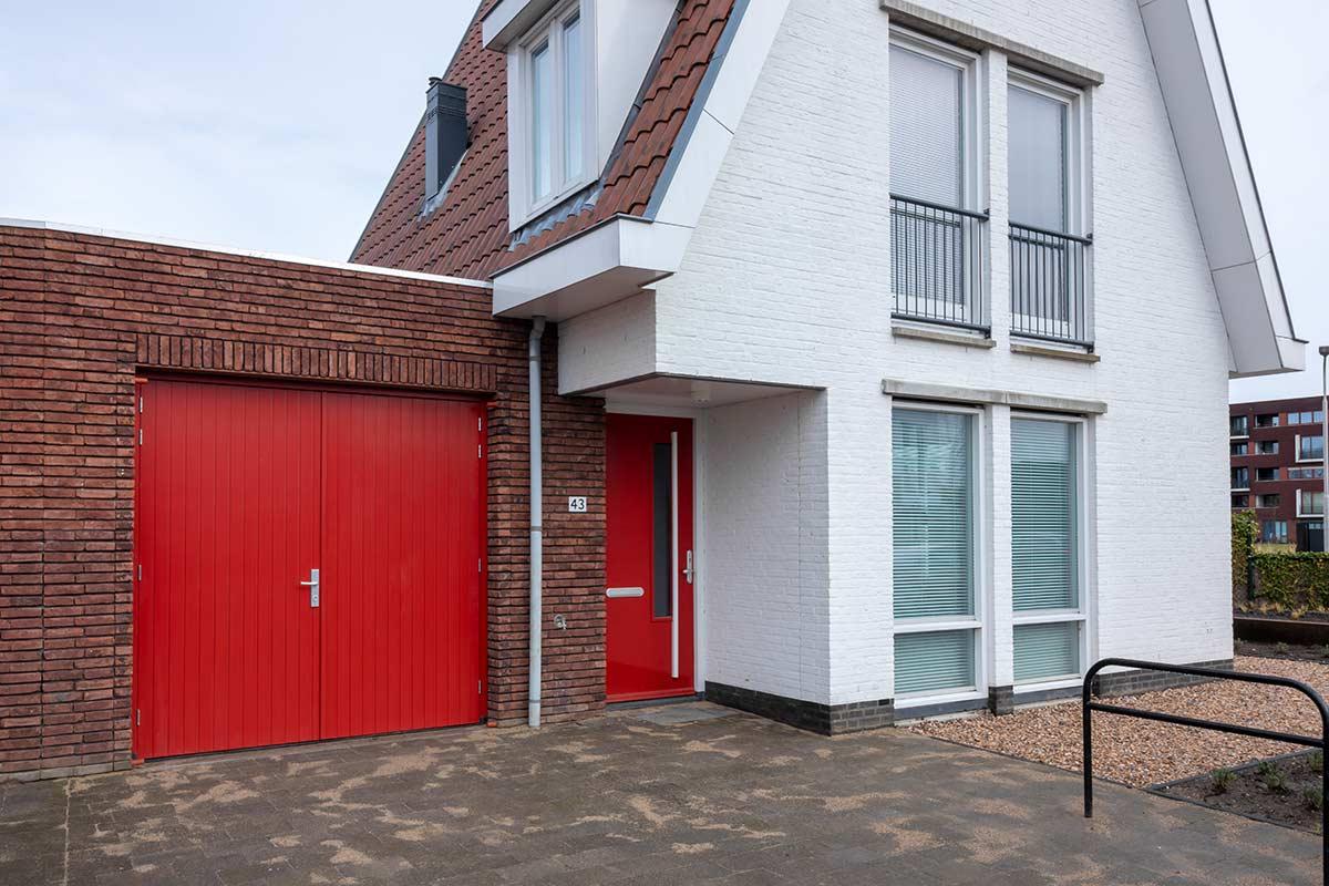 houten-dubbele-deur-modern