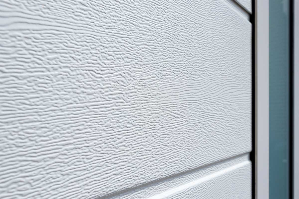 Middenprofilering garagedeur