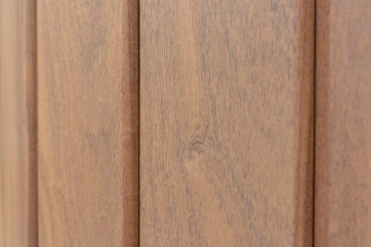 afrormosia hout voordeur