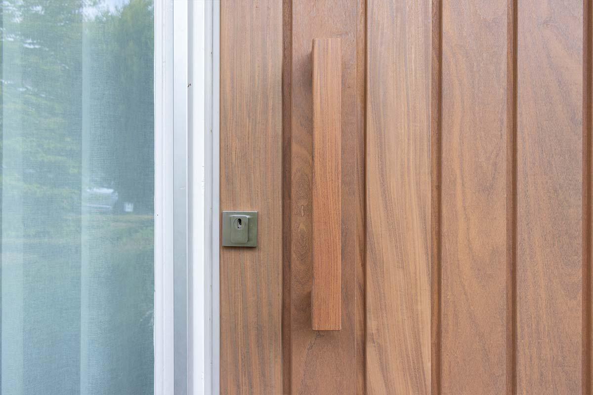 houten voordeur kopen
