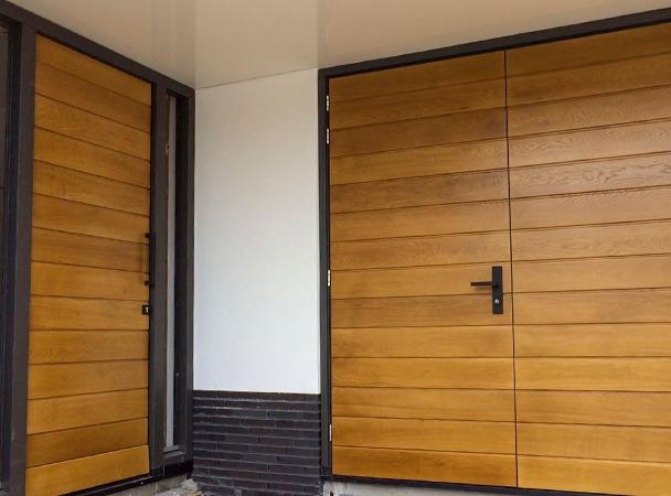 Verwonderend Nieuwe houten voordeur? » Geef uw huis karakter! ⋆ Unieke JI-88