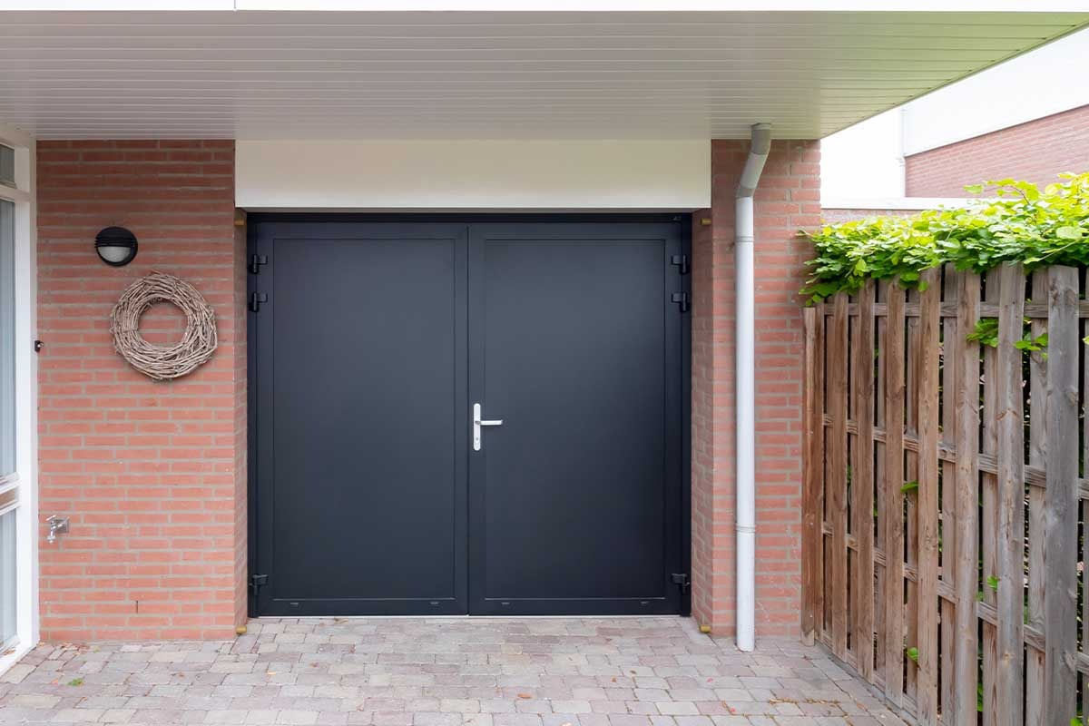 openslaande garagedeur (2)