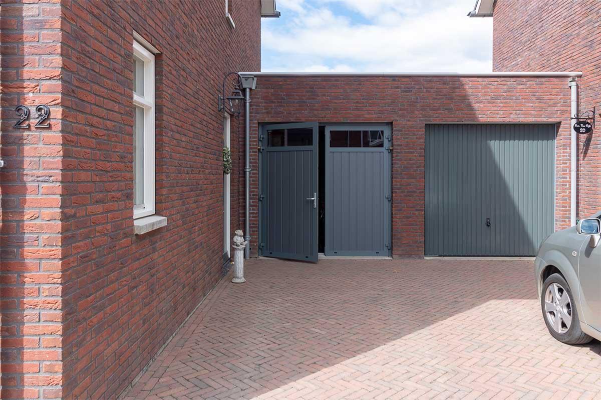 groene openslaande garagedeur_ (9)