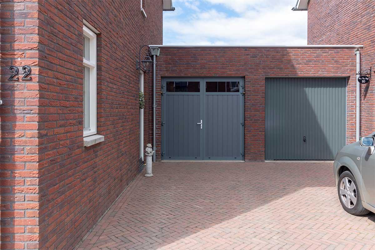 groene openslaande garagedeur_ (10)
