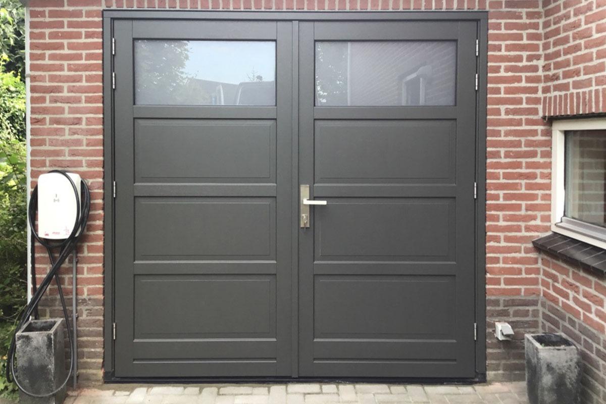houten openslaande garagedeur (1)