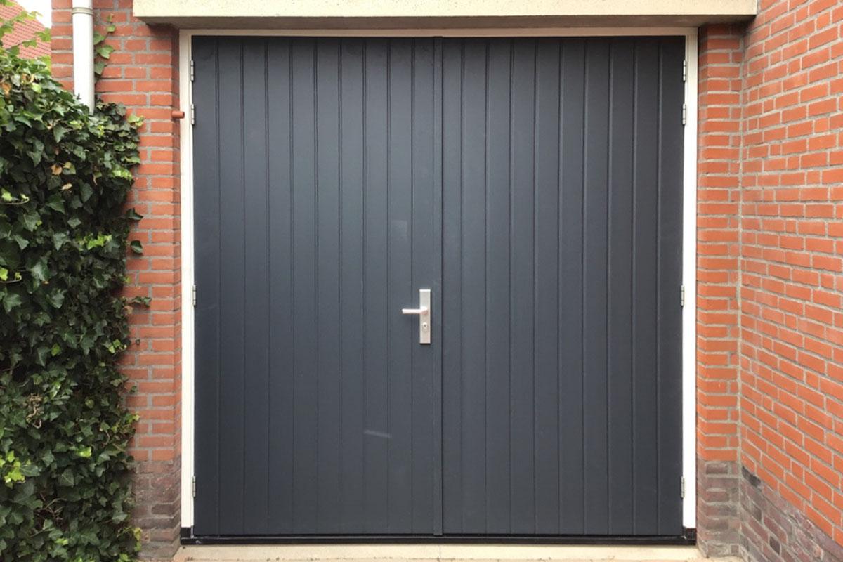 houten openslaande garagedeur (4)