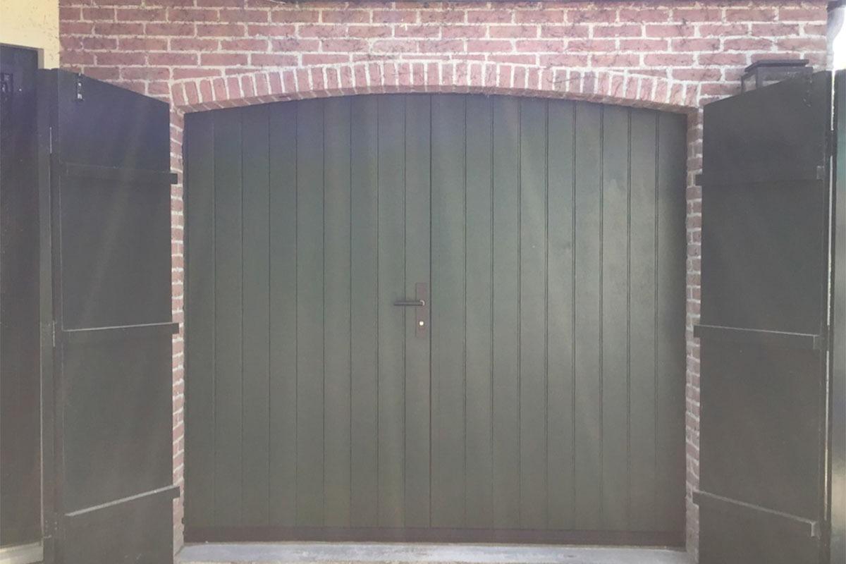 houten openslaande garagedeur (10)