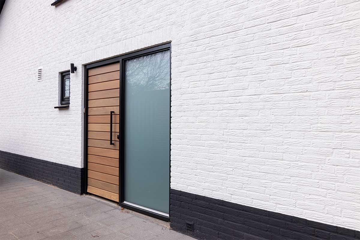 houten voordeur in bestaand kozijn (11)