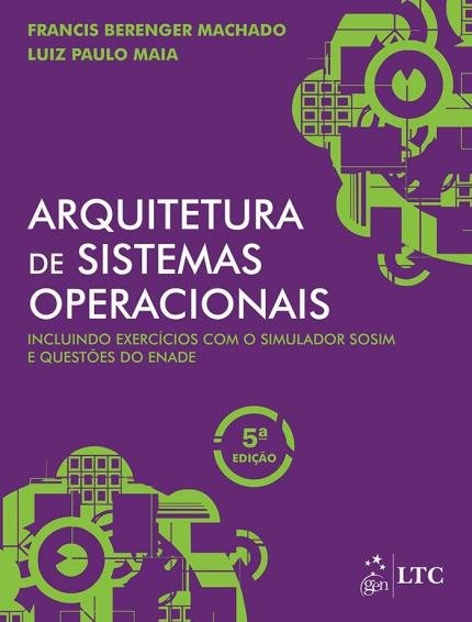 Arquitetura de Sistemas Operacionais Cover