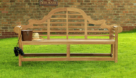 Lutyens Benches High Quality Benches By Gardenbenches Com