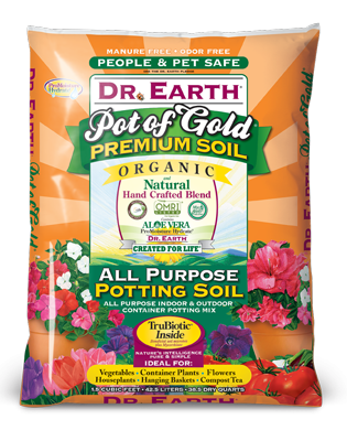 Garden Tower Potting Soil Dr Earth