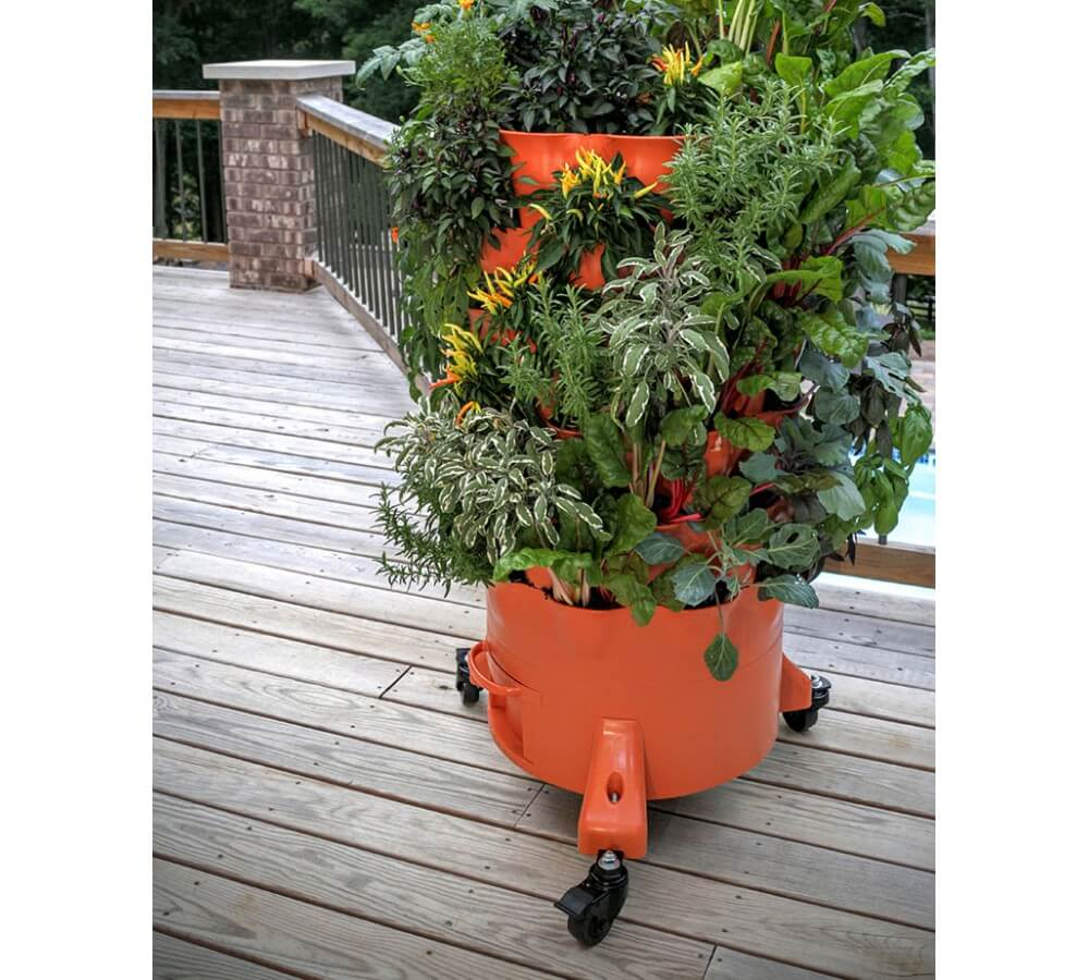 move and grow bundle - Garden Tower Project