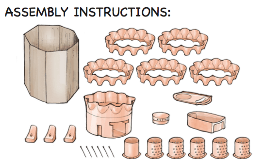 Assembly Instructions Screen Shot