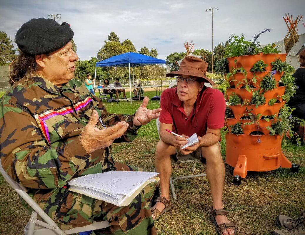Garden Tower Project Partners With NAVA On Traditional Healing ...