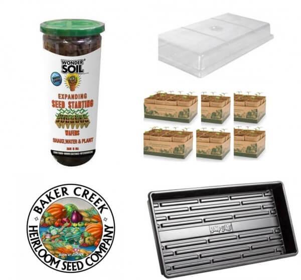 ECO Seed Starter Kit