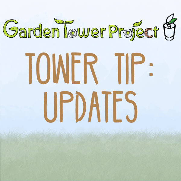 Tower Tip: Update