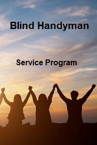 Blind Handyman Image