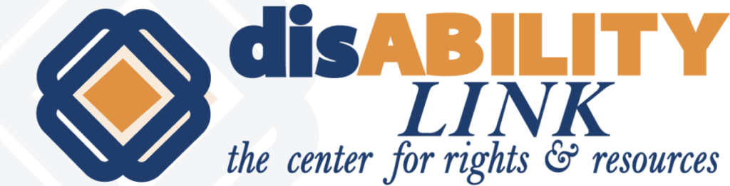 disABILITY LInk -the center for rights and resources logo