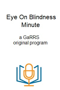 Eye on Blindness Minute Image