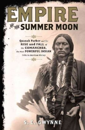 Cover image of Empire of the Summer Moon