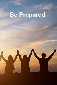 Be Prepared Image