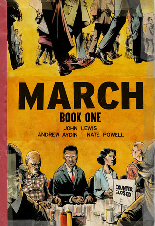Cover image of March: Book One