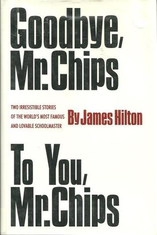 Cover image of Goodbye Mr. Chips