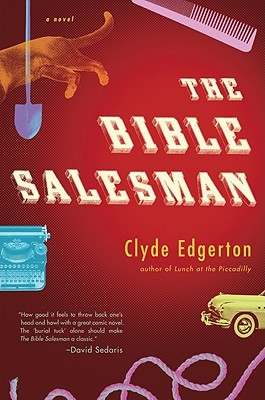 Cover image of The Bible Salesman