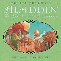 Cover image of Aladdin & the Enchanted Lamp