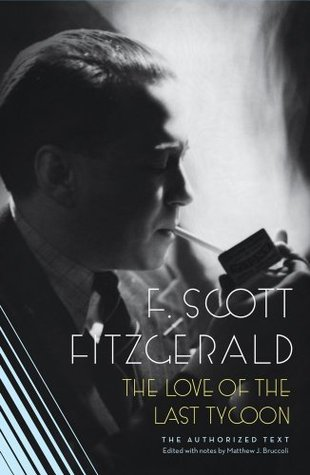Cover image of The Love of the Last Tycoon