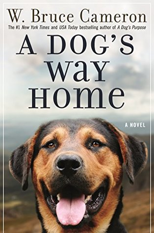 Cover image of A Dog's Way Home