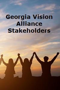 Georgia Vision Alliance Stakeholders Image