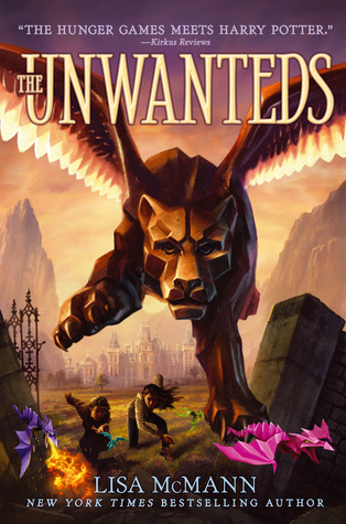 Cover image of The Unwanteds