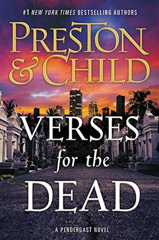 Cover image of Verses for the Dead