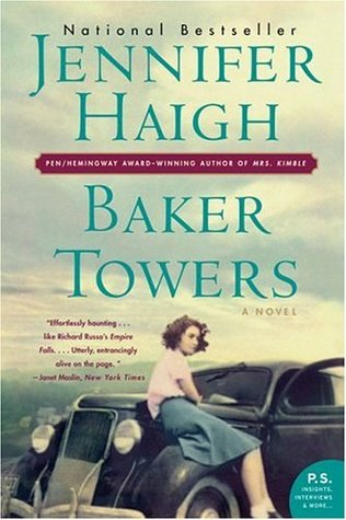 Cover image of Baker Towers