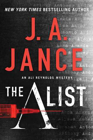 Cover image of The A List