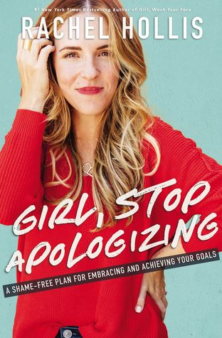 Cover image of Girl, Stop Apologizing