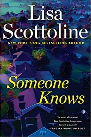Cover image of Someone Knows